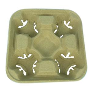 Disposable Cup Holder Tray
